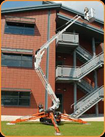 Easylift-R-150 Spider Lift