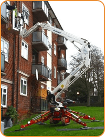 Easylift-R-160, cherry picker