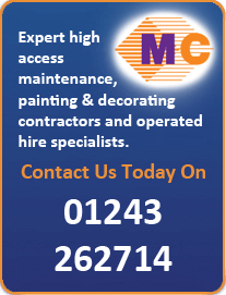 contact us today 01243 262714