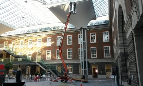 Cherry picker hire in Dorset