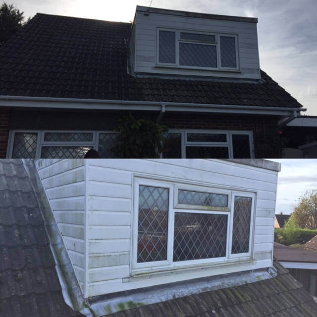 Cladding Cleaning - Bognor Regis 1