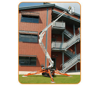 Easylift R-150 Spider Lift image